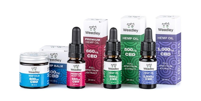 2019 05/16 GOUR MEDICAL LAUNCHES ITS NEW COMMERCIAL BRAND: WEEDLEY